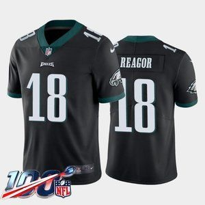 Philadelphia Eagles Jalen Reagor Black Jersey